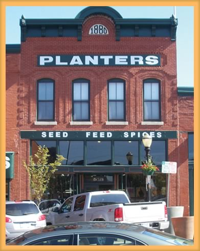 the planters seed spice company
